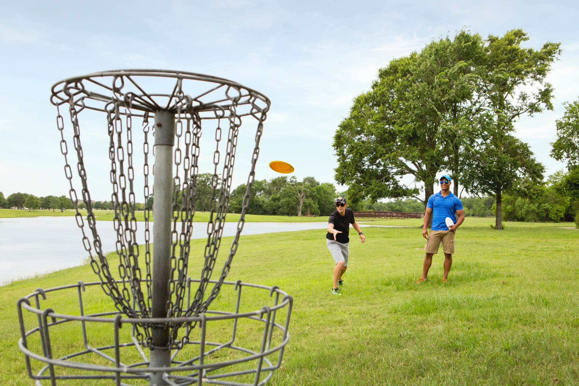 Bridgeland Oak Meadow Park Disc Golf